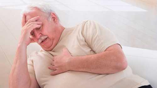 Депрессия после инсульта повышает риск смерти в
