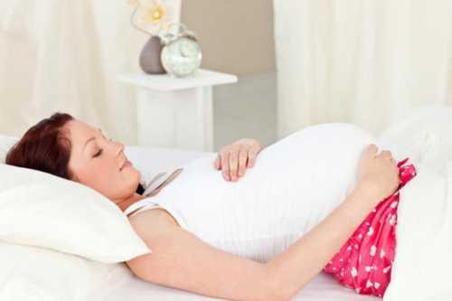 Прогестерон при беременности по неделям