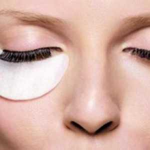Обзор масок от морщин вокруг глаз в домашних