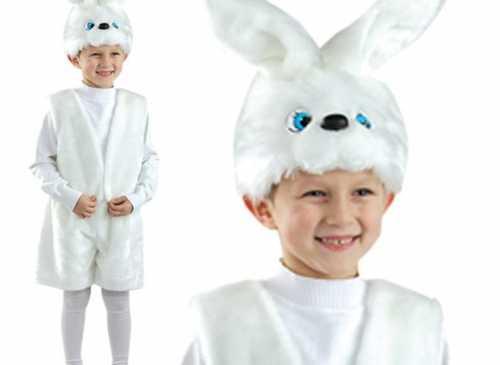 Изготовление новогодних костюмов для мальчика