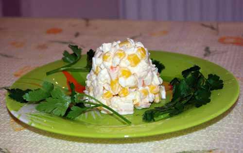 Рецепты салатов Салат мимоза, цезарь, греческий, куриный, крабовый