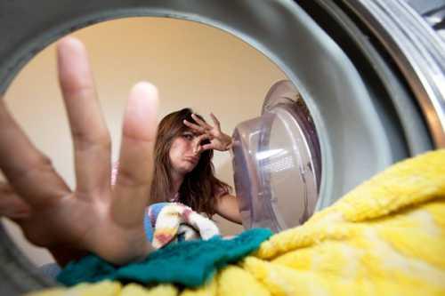 Как устранить запах в стиральной машине автомат