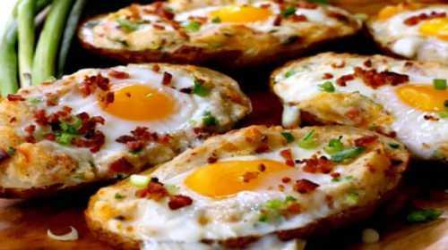 Рецепты приготовления блюд из яиц быстро, секреты