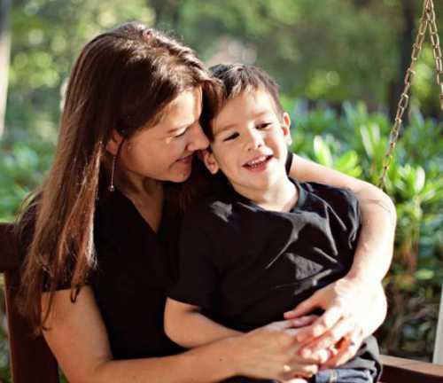 Общение в семье психология семья