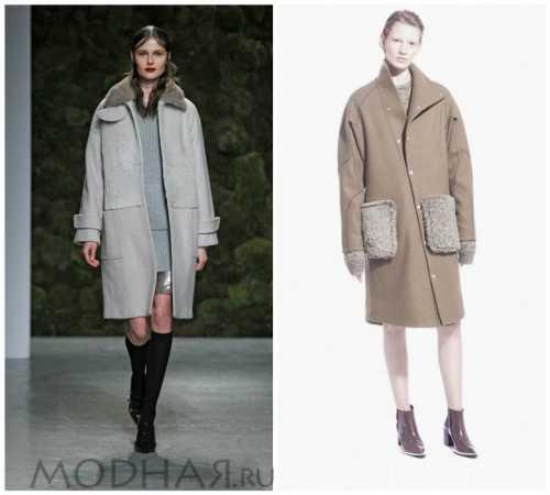Модные женские пальто 2016