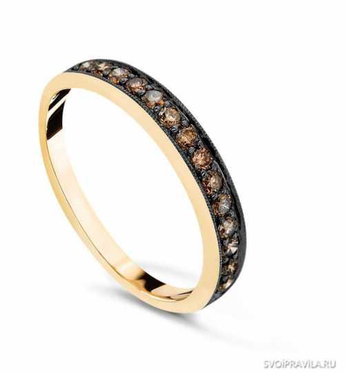 Свадебные кольца с бриллиантами: специфика и особенности выбора