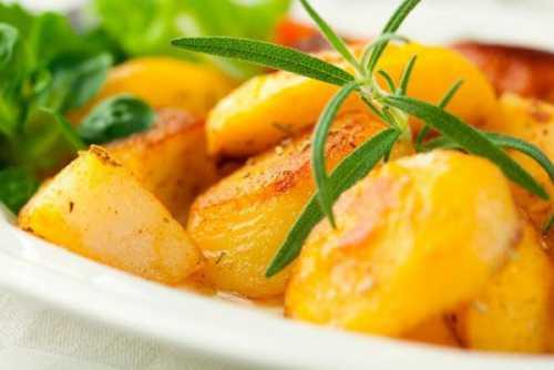 Рецепты печёной картошки в духовке, секреты