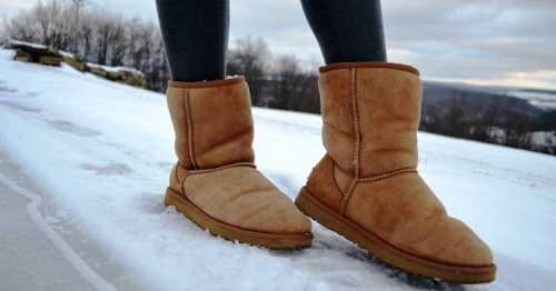 Как выбрать зимнюю обувь: правила и советы