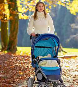 Почему нужно гулять с ребенком каждый день