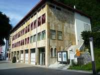 Почтовый музей Княжества Лихтенштейн, Музей почтовых марок
