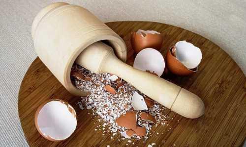 Полезные свойства яичной скорлупы, лечебные
