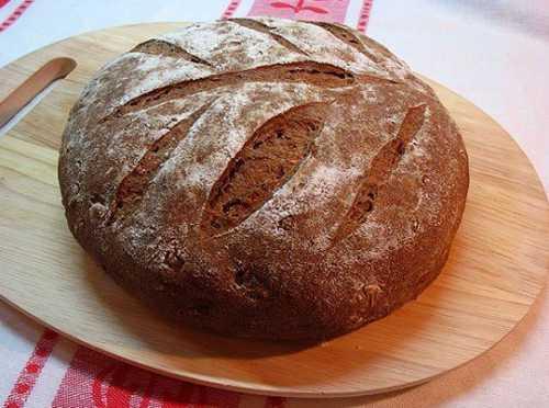 Рецепты ржаного хлеба в домашних условиях в