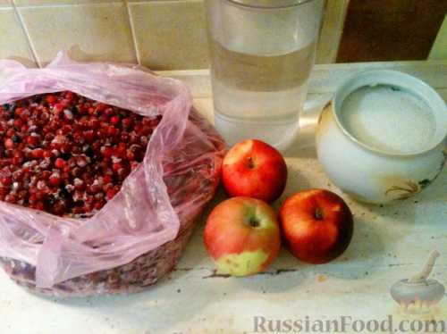 Рецепты брусничного варенья с яблоками, секреты