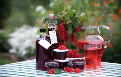 Заметьте, что сироп начнем готовить только тогда, когда ягодки дадут сок