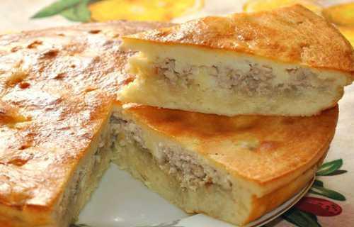 Рецепты быстрого пирога на майонезе,  секреты