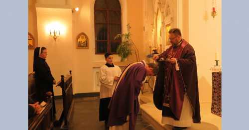 Как себя вести в католическом храме