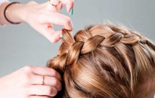 Причёска колосок: виды укладки, возможности
