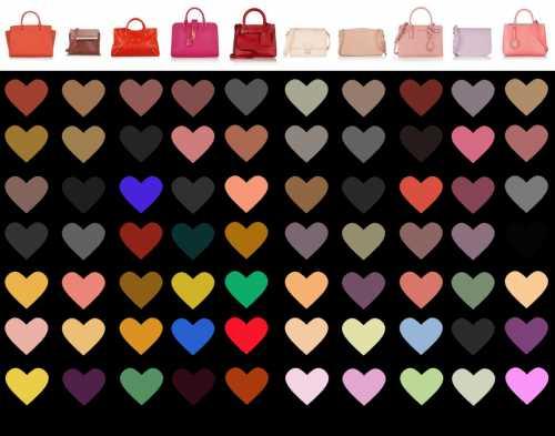 Как подобрать сумочку под ваш гардероб