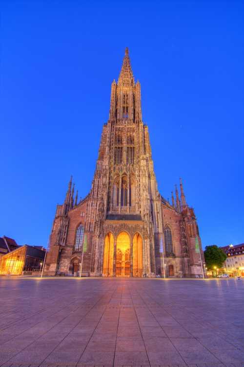 Ульмский собор — самый высокий в мире