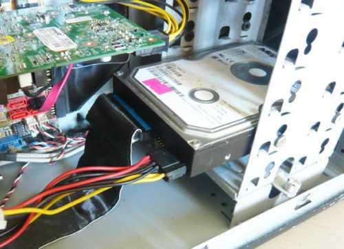 Как подключить жесткий диск к компьютеру, ноутбуку