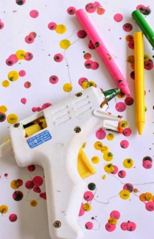 Что можно сделать клеевым пистолетом: 20 невероятных идей