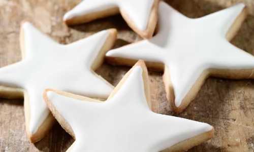 Домашнее песочное печенье на сливочном масле