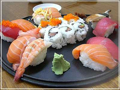 Как приготовить суши самостоятельно