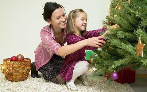 Как украсить елку Идеи новогоднего декора