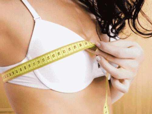 Можно ли увеличить грудь в домашних условиях, что