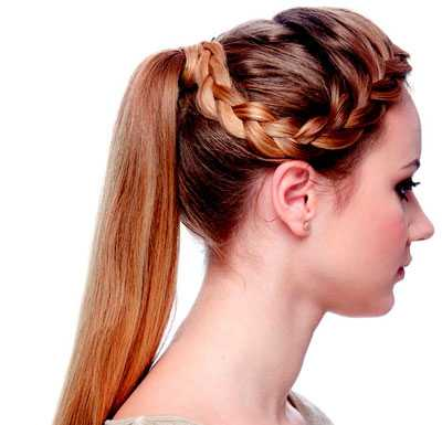 Прически для девушек на длинные волосы: виды