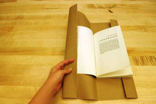 Чем обернуть учебники в домашних условиях