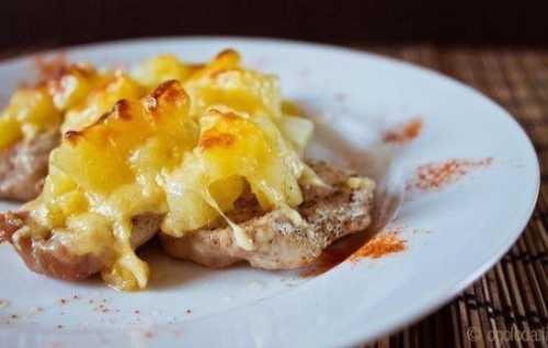 Рецепты куриного филе с ананасами, секреты выбора
