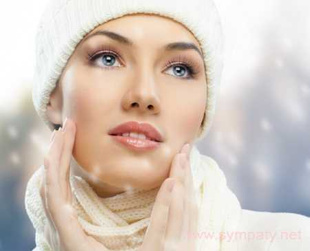 Маски для кожи лица зимой