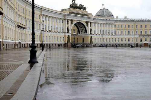 Белые зимы Санкт