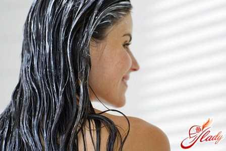 Маска для волос из кефира, кефир для волос