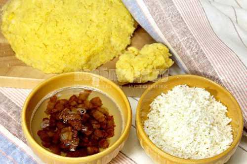 Блюда из кукурузной крупы