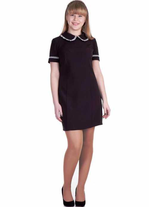 Платье в школу для подростков