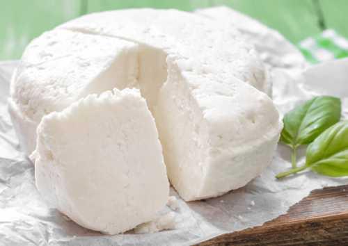 Сыр из кислого молока
