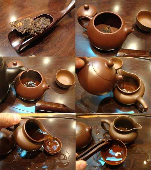 Чай пуэр: полезные свойства и возможный  вред,