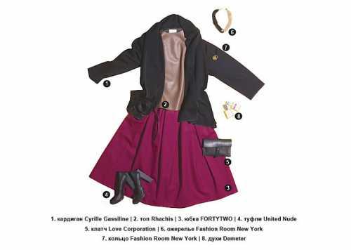 Модные цвета сезона осень/зима 2012/2013